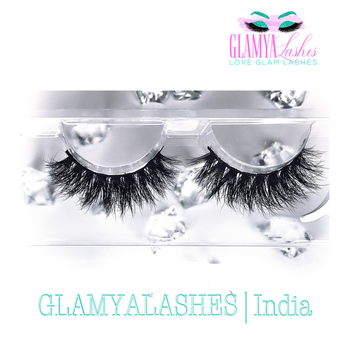 INDIA |  13MM MINK LASHES