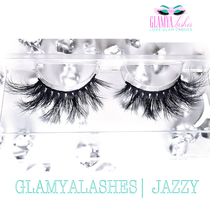 JAZZY | 16MM MINK LASHES