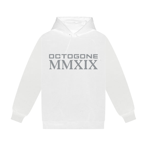 Sweat Octogone Blanc