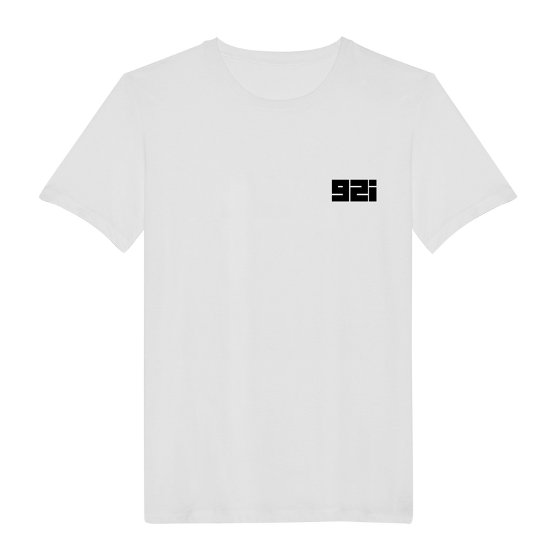 T-shirt 92i Broderie Blanc