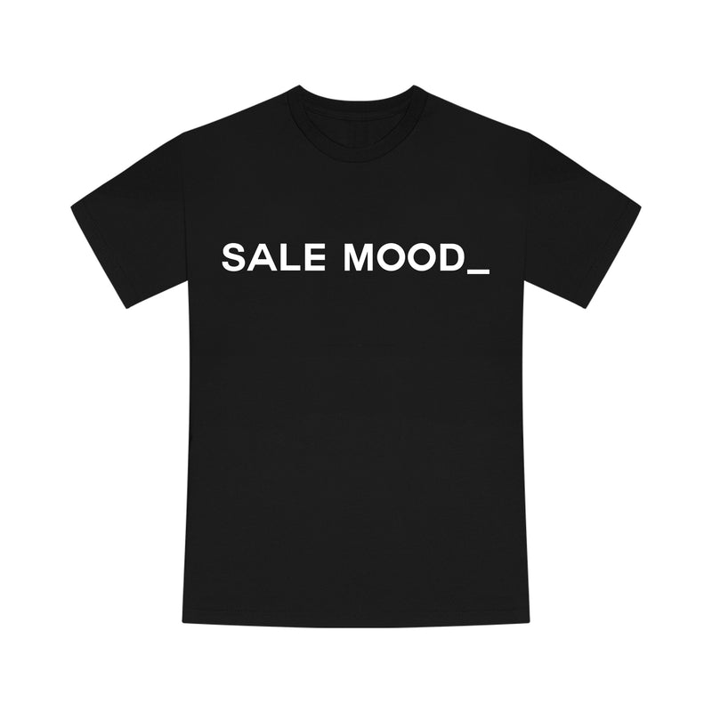 T-shirt Sale Mood Noir