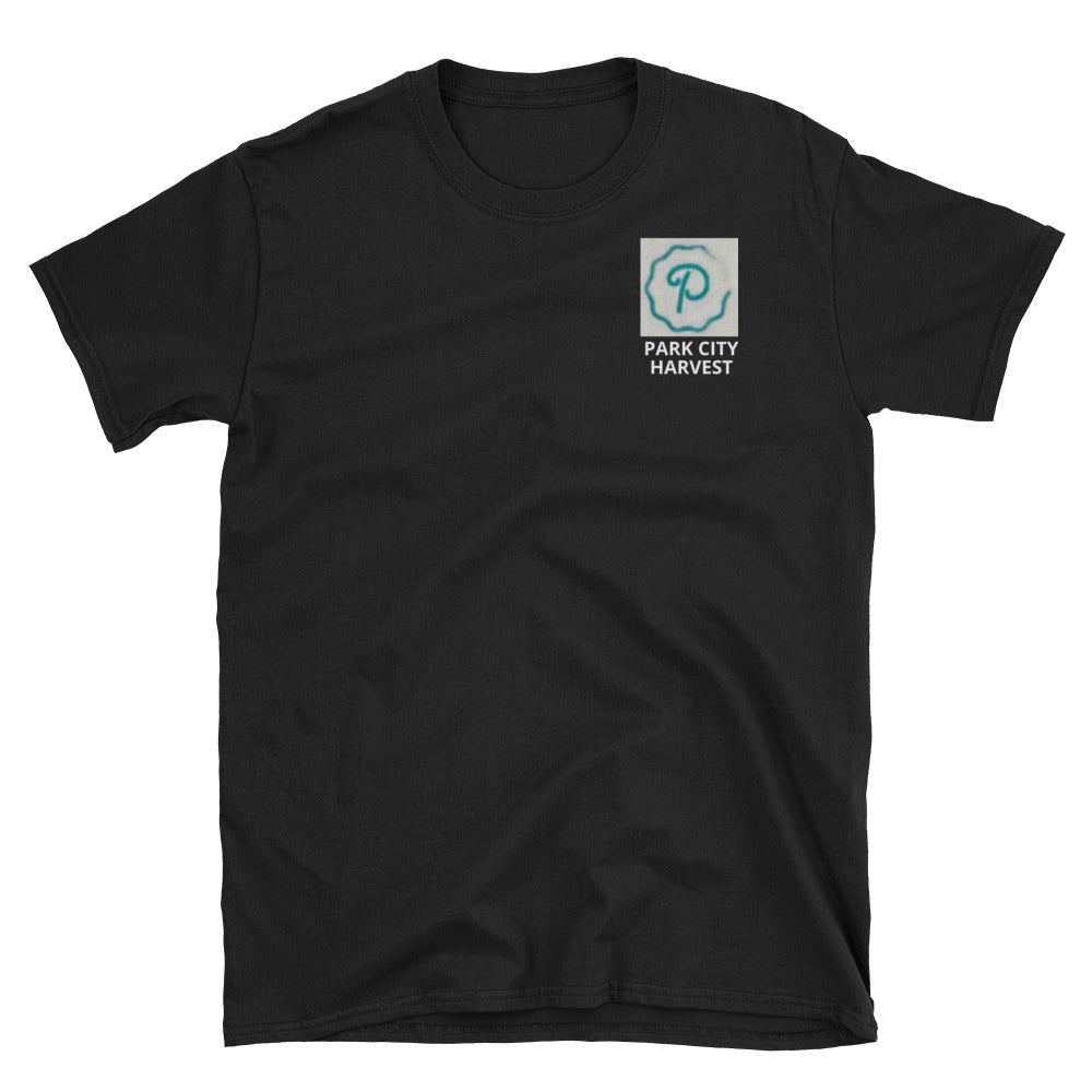 PCH Short-Sleeve Unisex Classic T-Shirt Black
