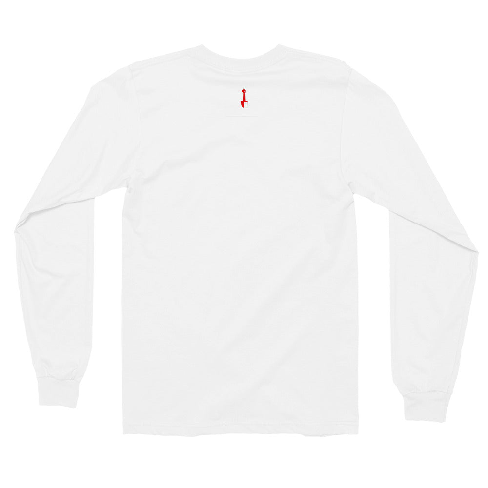 L.T.S GOT FLOWERS LONG SLEEVE UNISEX T-SHIRTVE UNISEX T-SHIRT