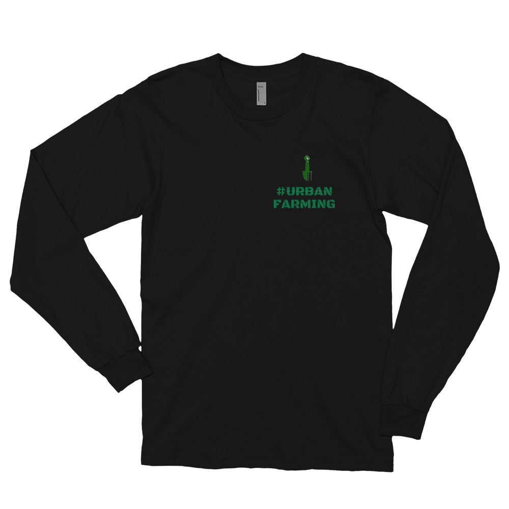 L.T.S URBAN FARMING LONG SLEEVE UNISEX T-SHIRT