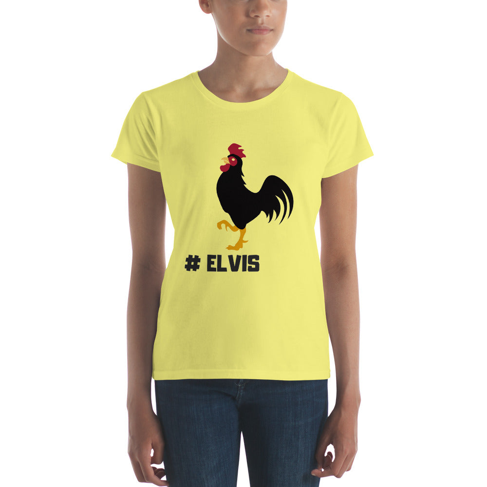 # Elvis - Women T-Shirt [S - 2XL]