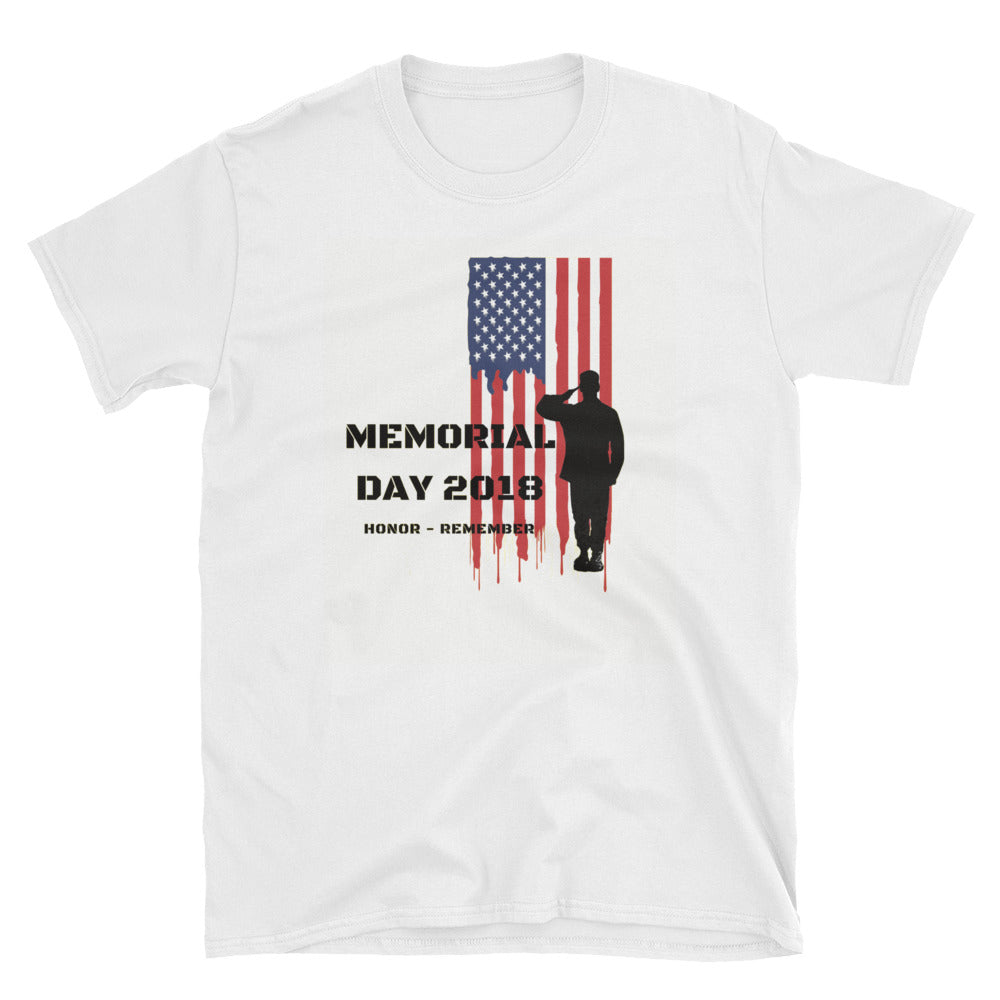 Memorial Day - Unisex T-Shirt [S - 3XL]
