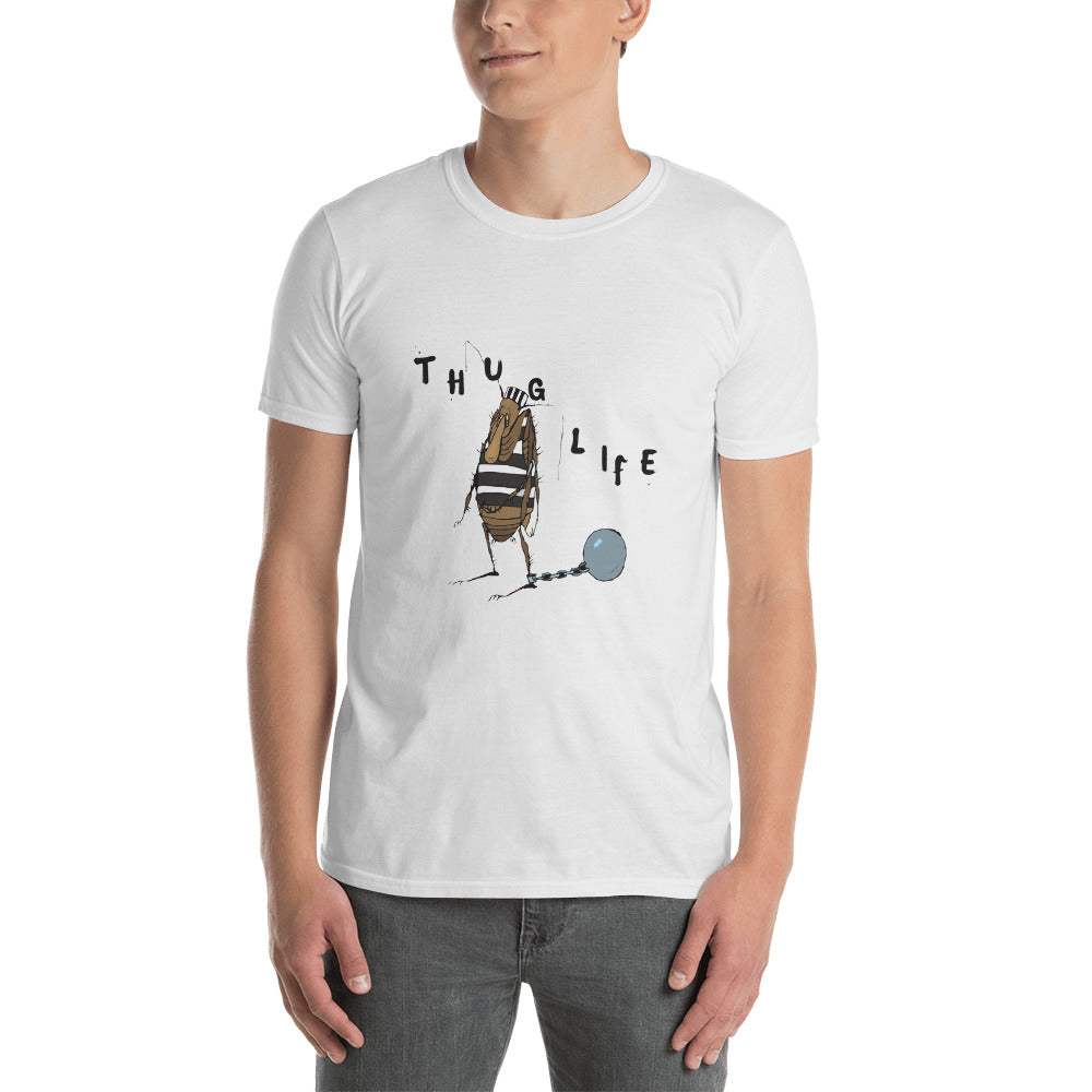 Funny Thug Life - Men T-Shirt [S - 3XL]