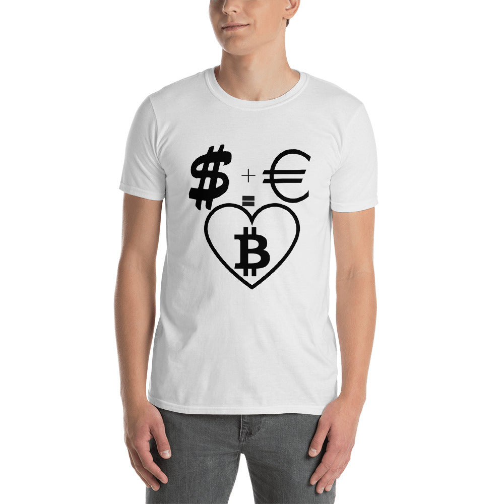 Bitcoin - Men T-Shirt [S - 3XL]