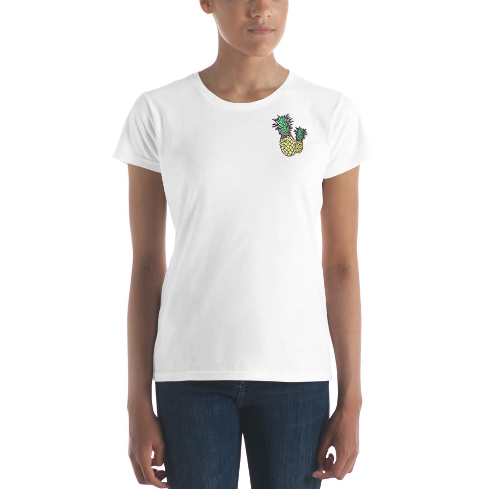 Pineapple - Women T-Shirt [S - 2XL]