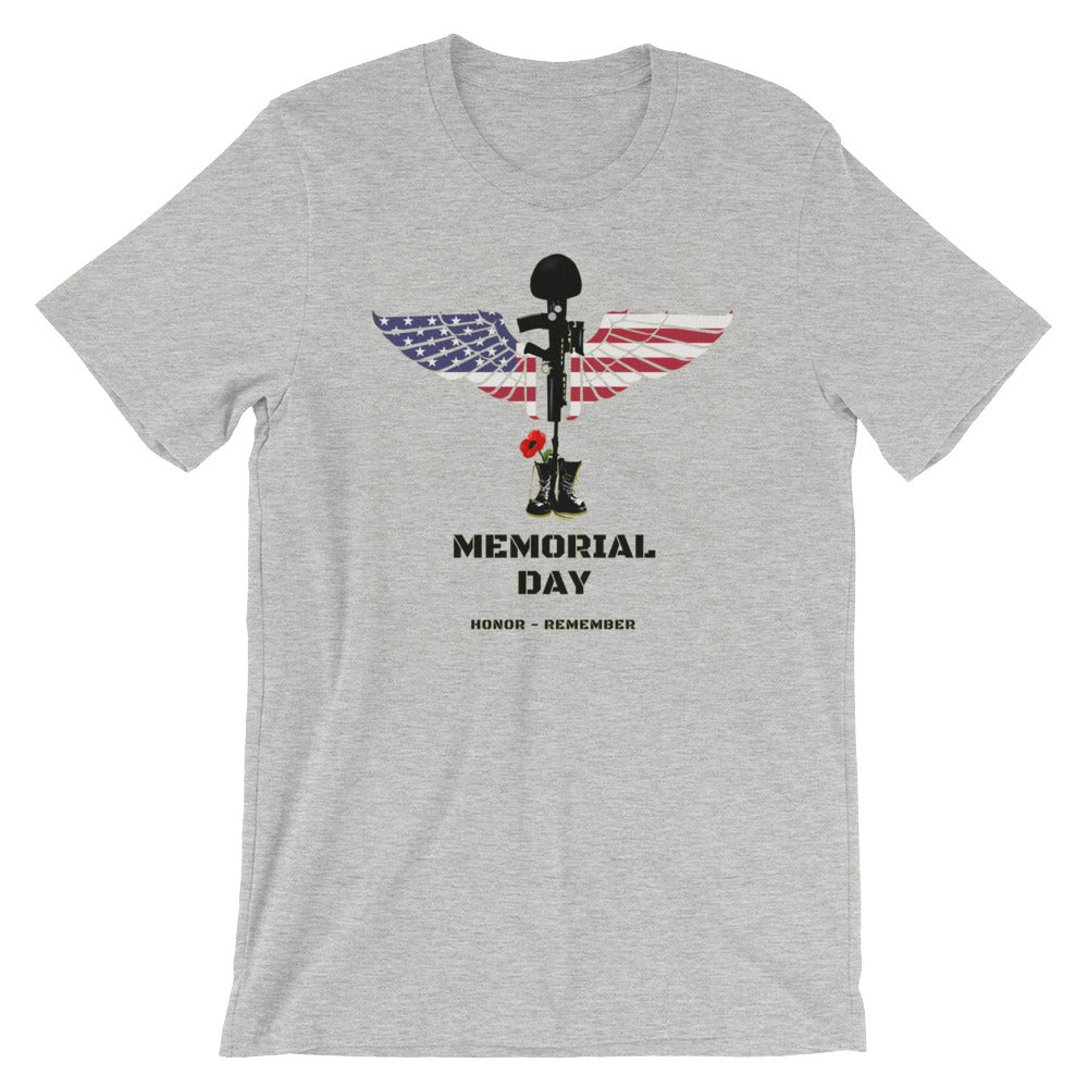 Memorial Day - Women T-Shirt [S - 4XL]