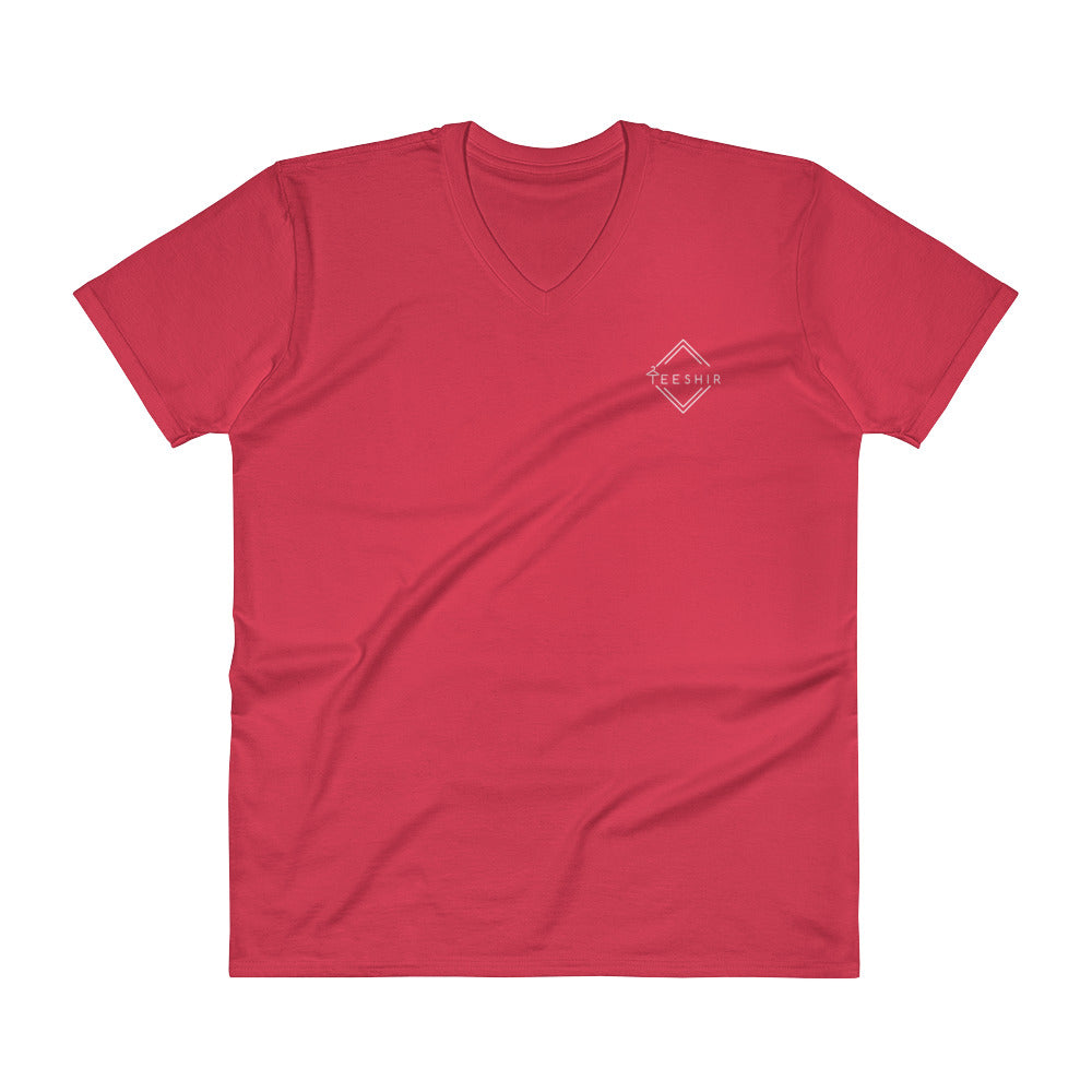 Teeshir - Men V-Neck T-Shirt [S - 2XL]