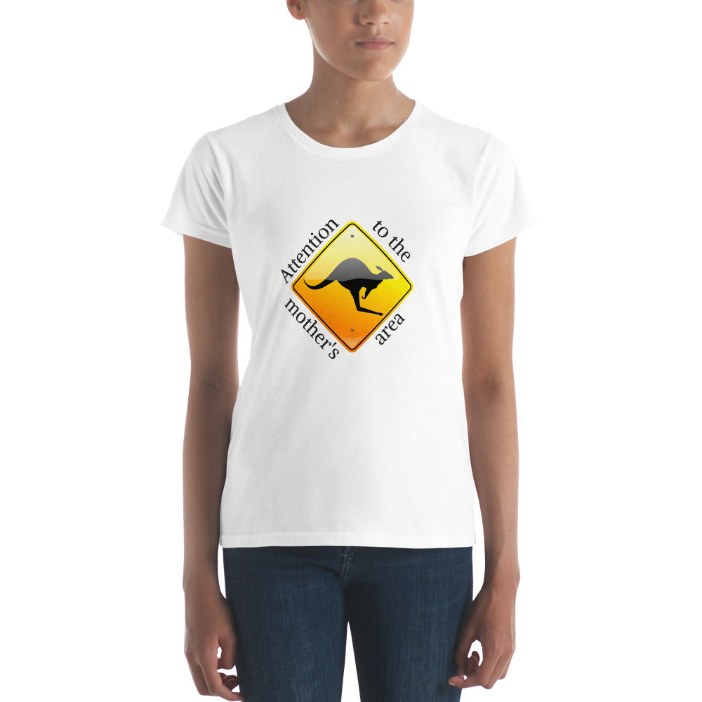 Mom Area - Women T-Shirt [S - 2XL]