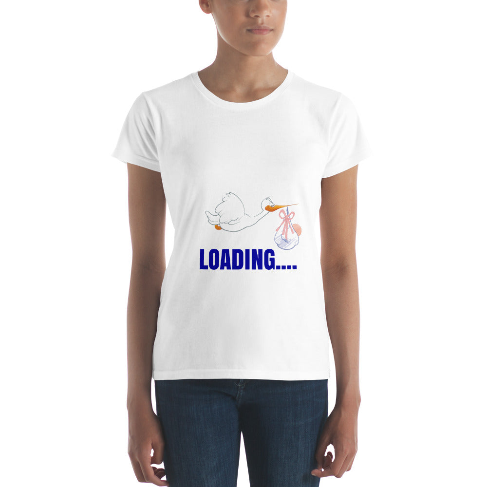 Loading - Mom T-Shirt [S - 2XL]