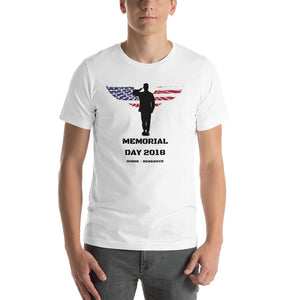 Memorial Day - Men T-Shirt [S - 4XL]