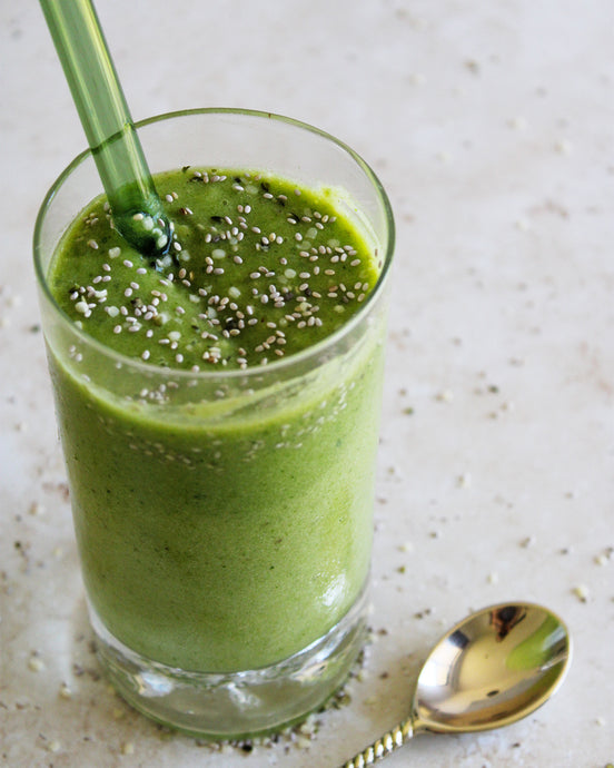 Summer Greens Smoothie