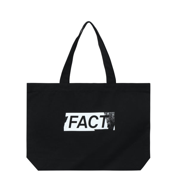 Faded Type Tote