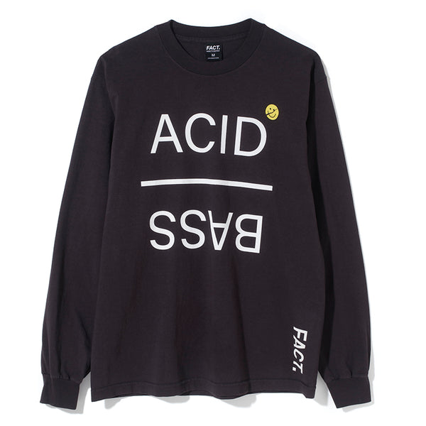 Acid Bass L/SL Tee