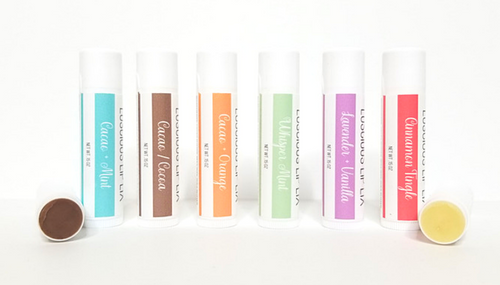Lip Lix Balm (Whisper Mint)