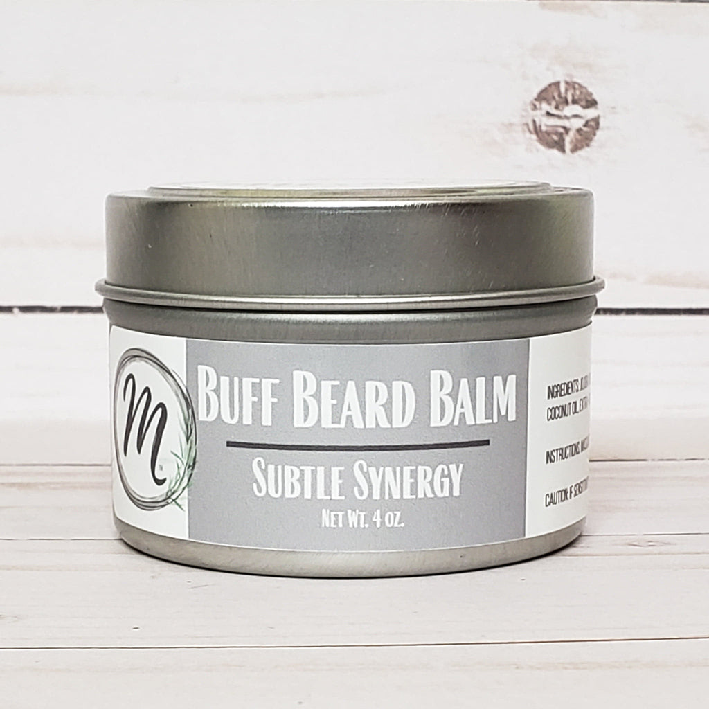 Buff Beard Balm - Subtle Synergy