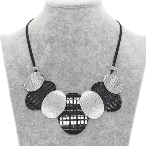 Vintage Bib Choker Necklace