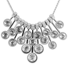 Load image into Gallery viewer, Silver Plated Chain Necklace