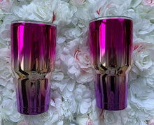 Load image into Gallery viewer, Luxury Tumblers 30oz full glitter ombre car