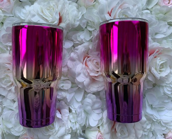 Luxury Tumblers 30oz full glitter