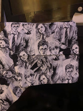 Load image into Gallery viewer, Luxury Tumblers 20oz Harry potter fabric  Tall skinny