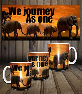 We journey as one