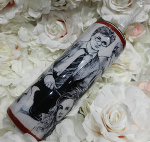 Luxury Tumblers 20oz Harry potter fabric  Tall skinny