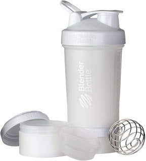 BlenderBottle ProStak System with 22-Ounce Bottle and Twist n Lock Storage for Only $7.93 (Was $12.99)!!!