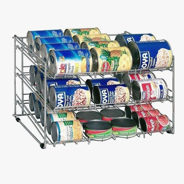 Cheap And Reviews Canned Food Storage Rack