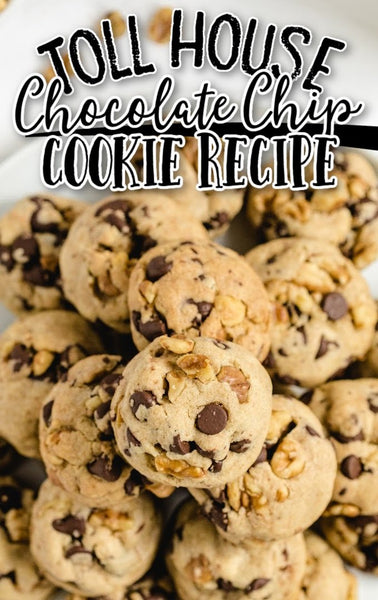 If you've ever looked at the back of a Nestle's packet of chocolate chips and wanted to make the cookies you saw there, then this is the recipe you need
