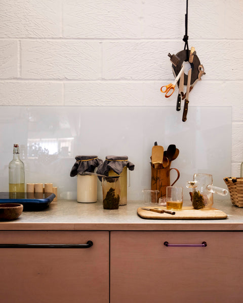 Aha! Hack: Hanging Magnet as DIY, Deconstructed Kitchen Catch-All