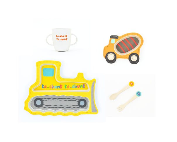 Bring more fun to your child's mealtimes with these clever food-related utensils and feeding tool