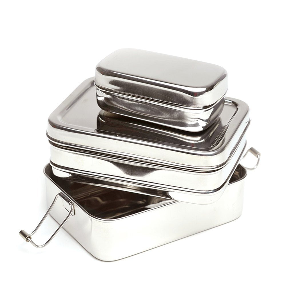 Fabulous Stainless Steel Lunch Containers