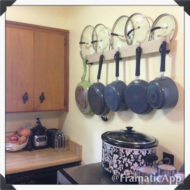 Good-Looking Hanging Pots And Pans