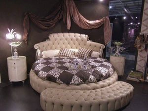 Wonderful Round Bed Frame