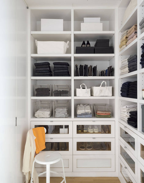 Archive Dive: 13 Favorite Closets with Ingenious Clothing Storage Solutions
