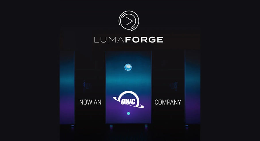 OWC acquires LumaForge and Jellyfish Technologie