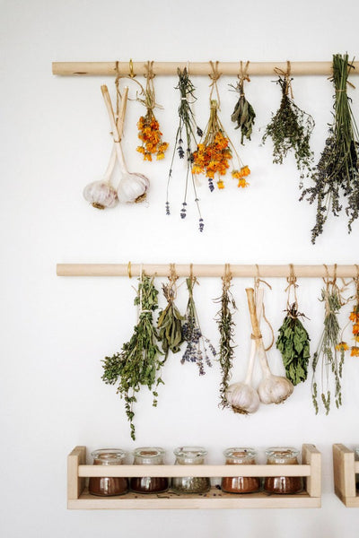 Summer Really Can Last Forever If You Dry Your Fresh Herbs