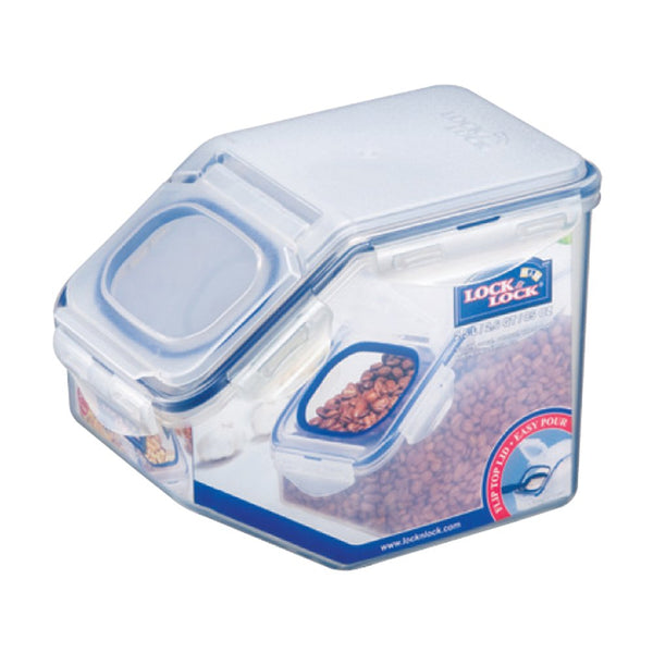 LOCK & LOCK Storage Bins Food Storage Container with Flip-top lids 84.54-oz / 10.57-cup $6.29