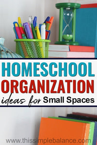 Inspiration Organization Ideas For Small Spaces