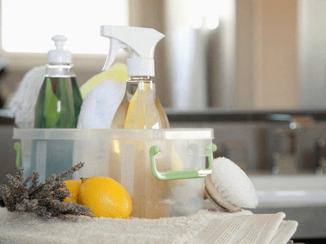How And Where To Store Cleaning Supplies