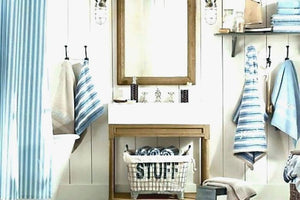 Dream Nautical Bathroom Decor