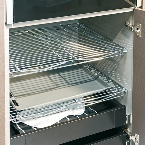 Metal Storage Rack by Hafele for Kitchen Cabinets