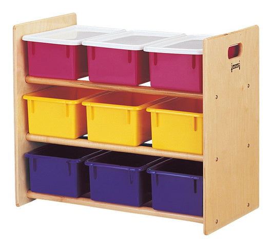 Jonti-Craft® Cubbie-Tray Storage Rack - without Cubbie-Trays