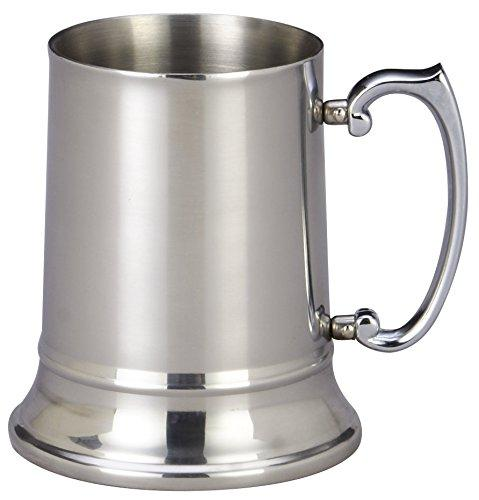 M. CORNELL IMPORTERS 8915 Stainless Steel Tankard