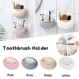 Home Life Creative Toothpaste Cup  Holder(buy 1 get 1 free)