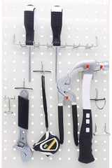 Online shopping pegboard hook assortment cheaboom pegboard hooks and organizer assortment peg hook organization with basket